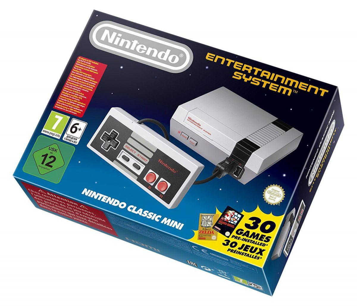 Review de la consola Nintendo NES Classic Mini