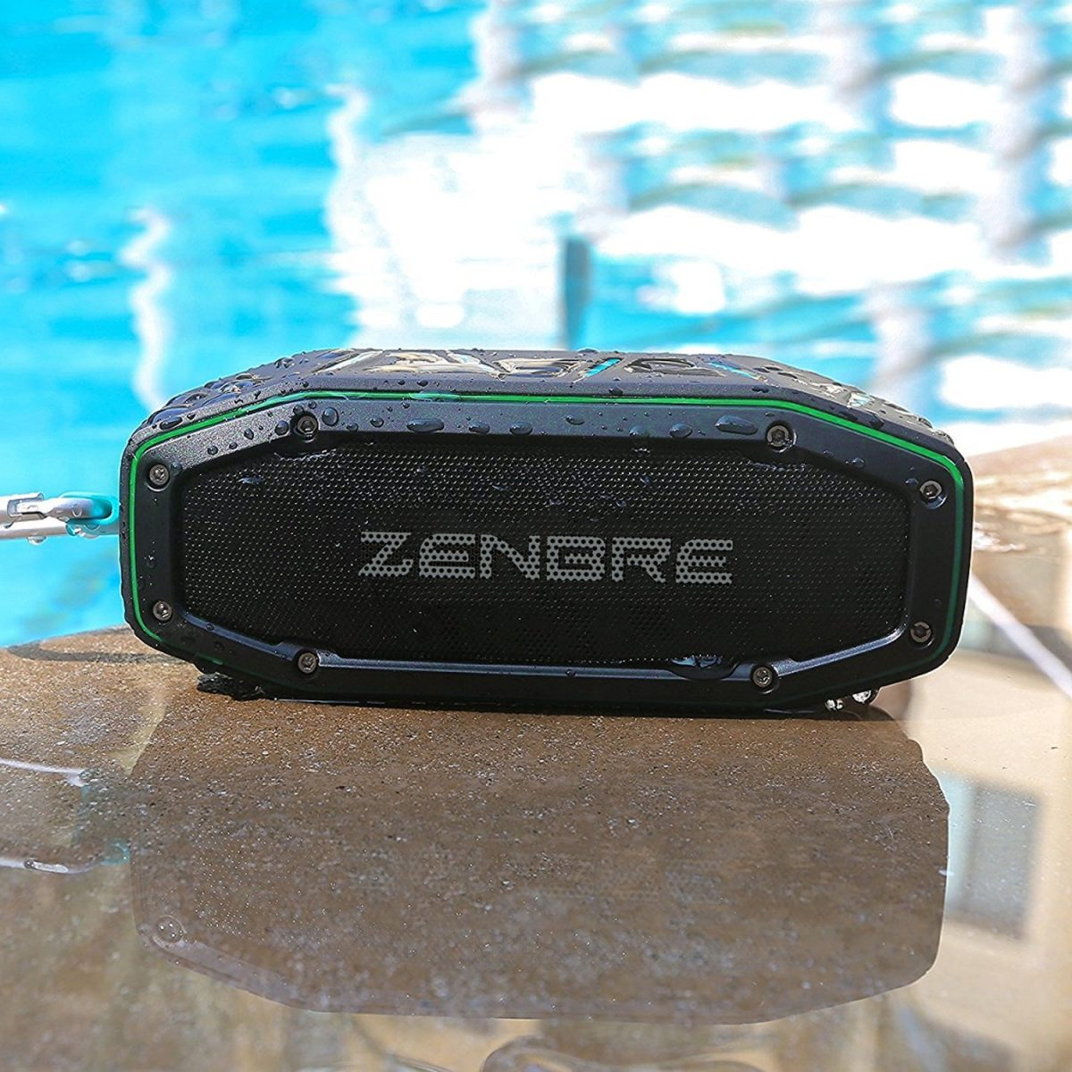 Review de altavoz Bluetooth inalámbrico Zenbre D6