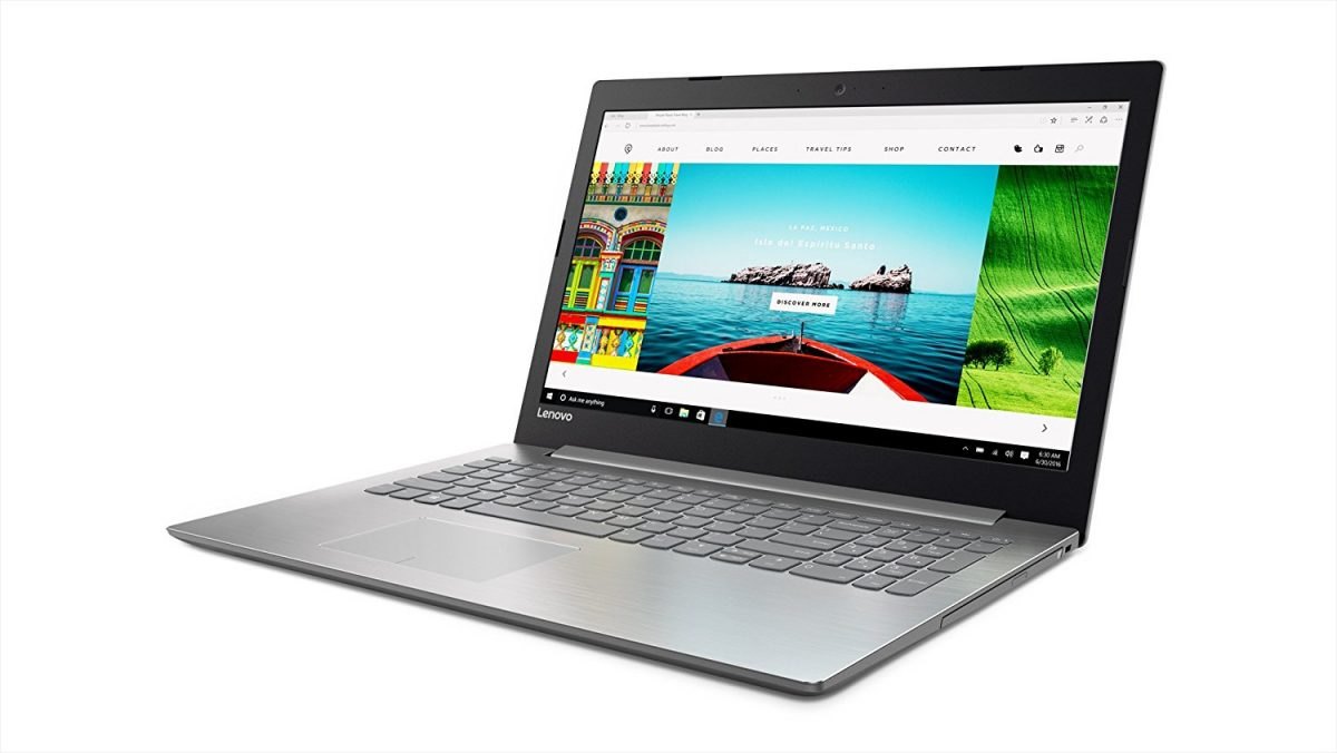 Review portátil Lenovo Ideapad 320-15AST
