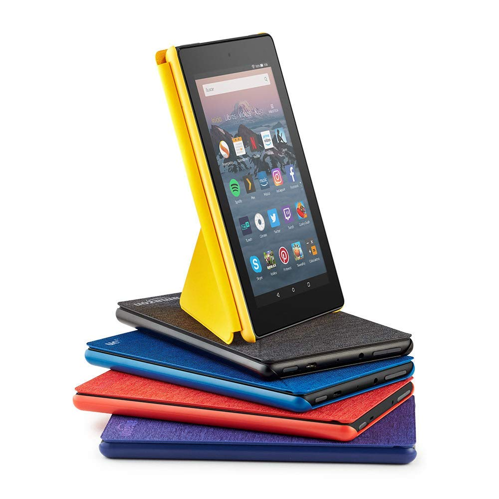 Analisis del último dispositivo de Amazon, tablet Fire HD 8