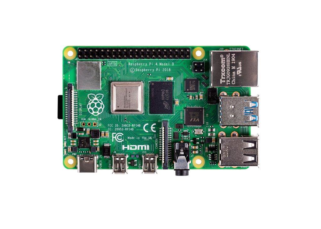 Raspberry Pi 4: El miniordenador más potente de Raspberry