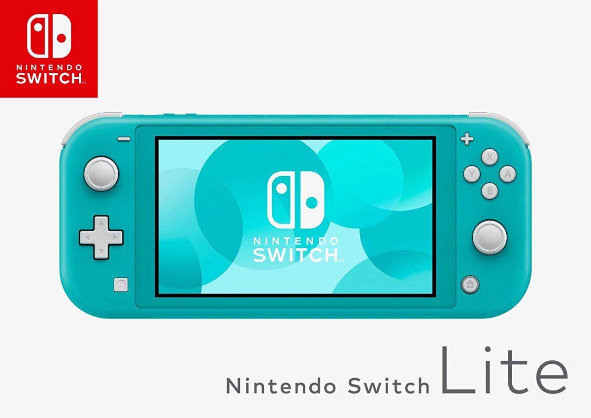 Review de la Nueva Nintendo Switch Lite