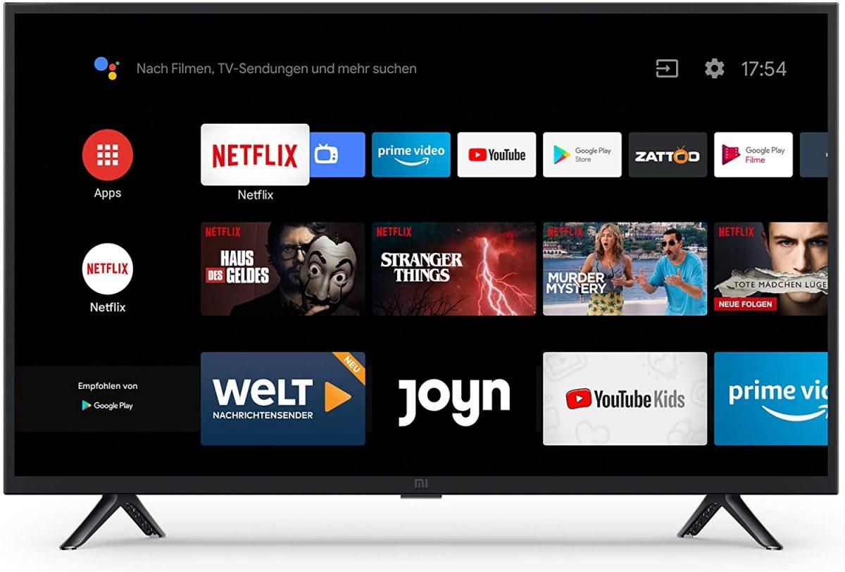 Análisis de la Xiaomi Mi TV 4A de 32 pulgadas